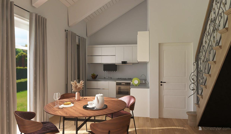 Appartamento- trilocale-soppalcato-con doppi servizi-a Venegono Superiore-in classe A (5)