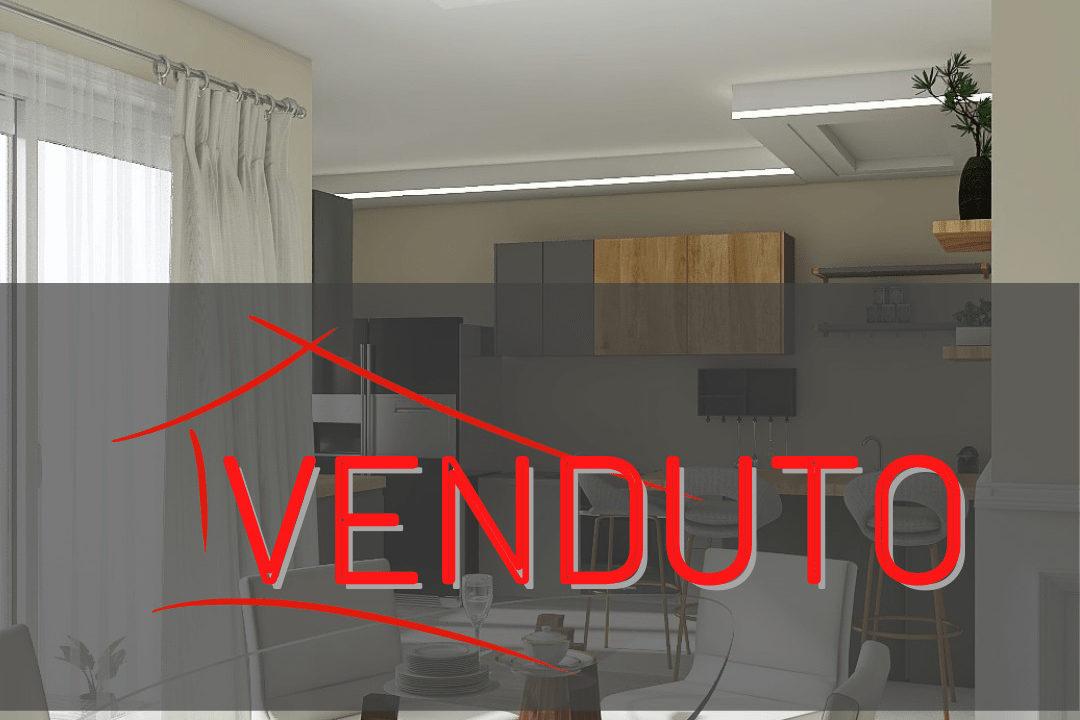 trilocale-primo piano-con loggia-a Venegono Superiore-in classe A