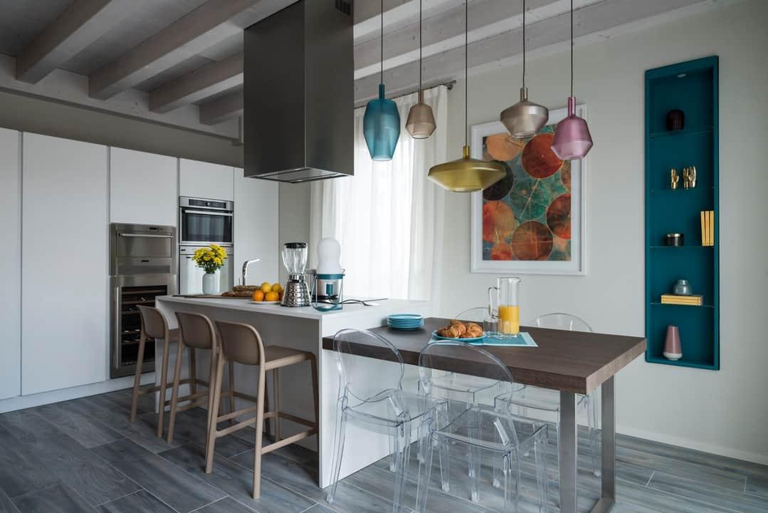 appartamento 3 locali-mansardato-con doppi servizi-terrazzo-a Tradate-classe A+ (2)