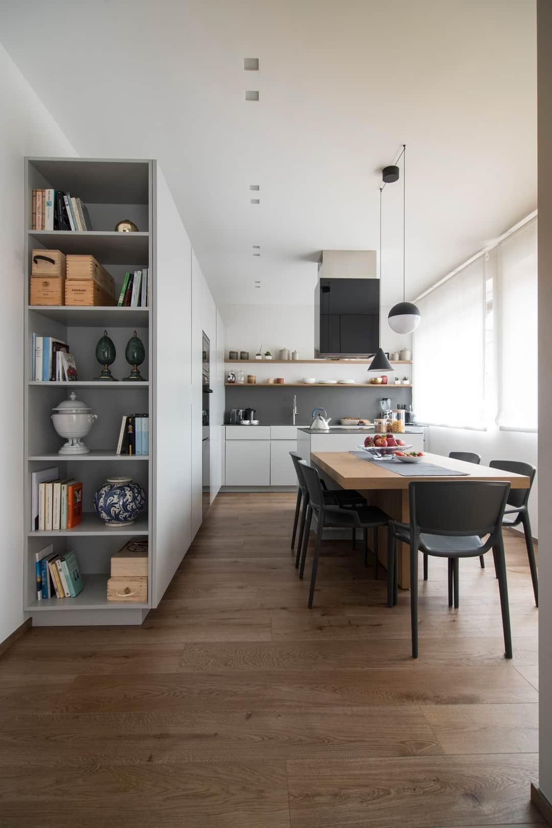 Appartamento trilocale mansardato TRADATE con terrazzo – Classe A+