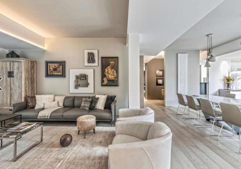 appartamento 4 locali-piano terra-con ingresso indipendente-giardino privato-a Tradate-in classe A+