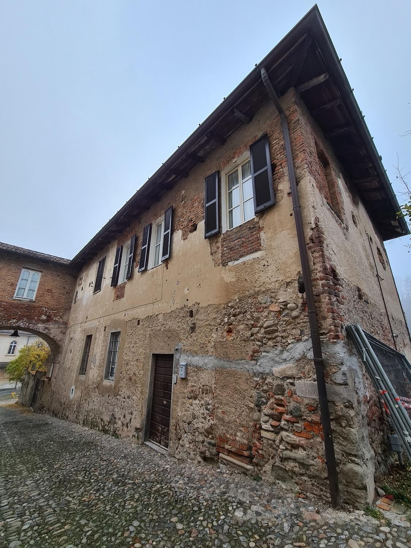 Appartamento in palazzo d'epoca a Castiglione Olona