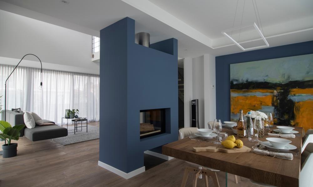 appartamento trilocale-al primo piano-con doppi servizi-terrazzo-a Tradate-in classe A+