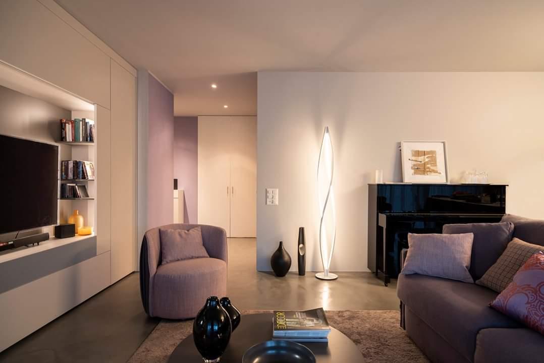 appartamento trilocale mansardato-con doppi servizi- terrazzo-a Tradate -in Classe A+ (10)