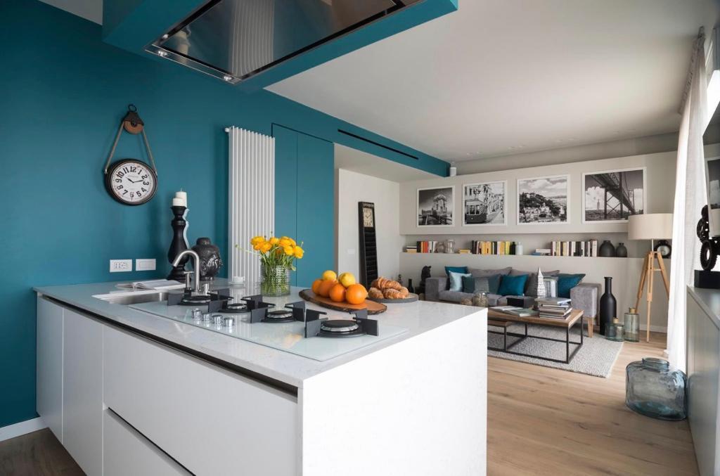 appartamento trilocale mansardato-con doppi servizi- terrazzo-a Tradate -in Classe A+ (5)