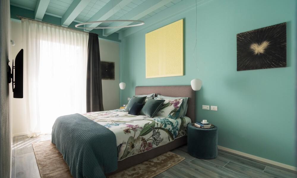 appartamento trilocale mansardato-con doppi servizi- terrazzo-a Tradate -in Classe A+ (7)