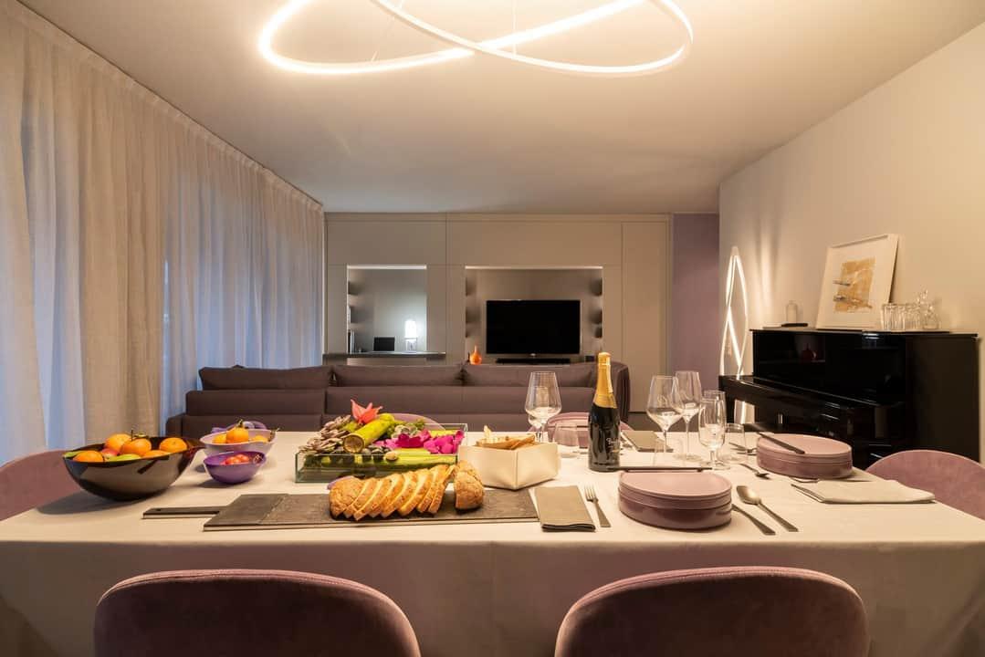 appartamento trilocale mansardato-con doppi servizi- terrazzo-a Tradate -in Classe A+ (9)