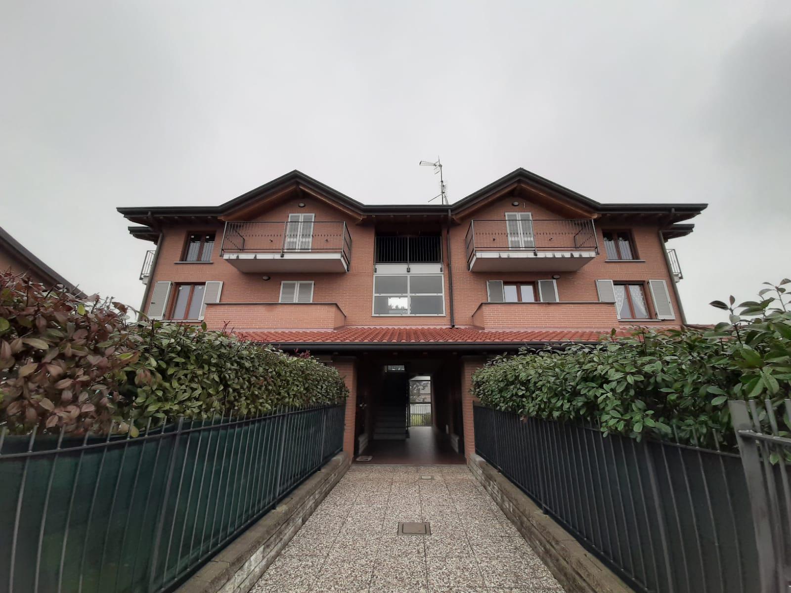 Appartamento trilocale mansardato a Venegono Superiore