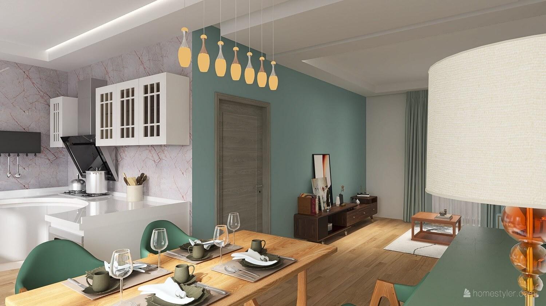 Appartamento trilocale al primo piano, con doppi servizi a Venegono Superiore – classe A