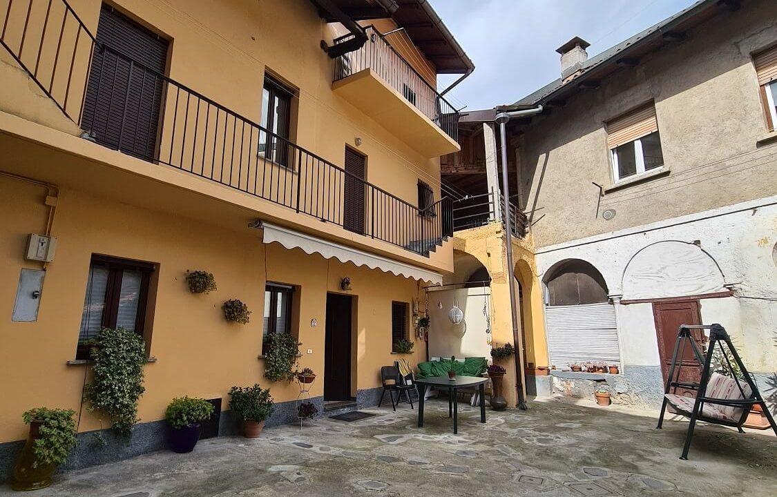 Porzione terra-tetto a Castiglione Olona
