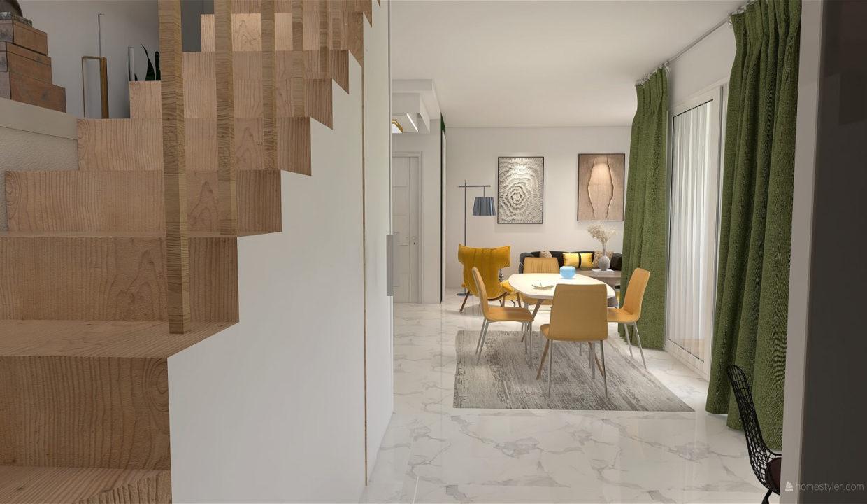 Appartamento-duplex-6 locali-tripli servizi-a Venegono Superiore-in classe A (12)