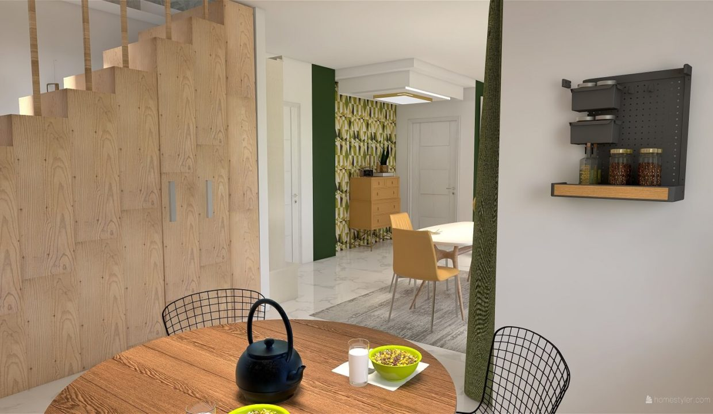 Appartamento-duplex-6 locali-tripli servizi-a Venegono Superiore-in classe A (9)