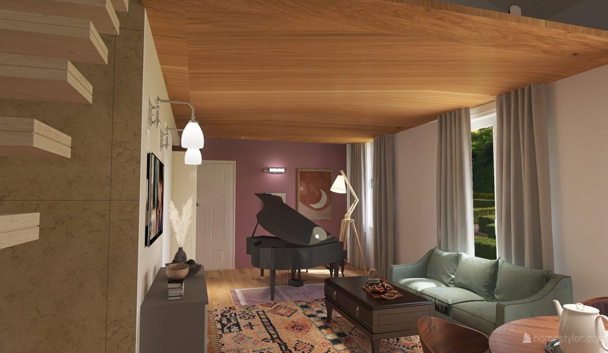 Appartamento- trilocale-soppalcato-con doppi servizi-a Venegono Superiore-in classe A (10)