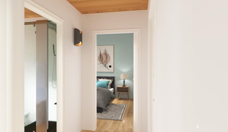 Appartamento- trilocale-soppalcato-con doppi servizi-a Venegono Superiore-in classe A (12)