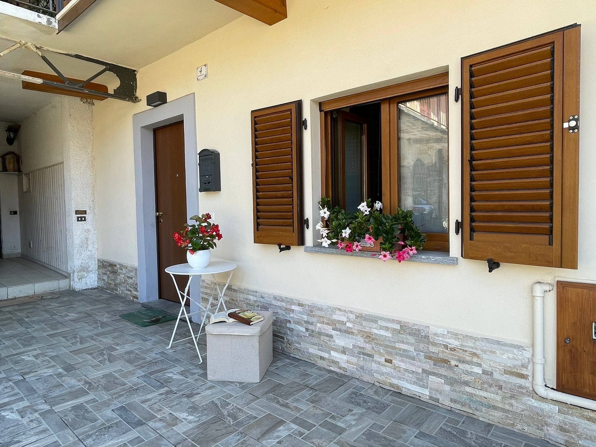 Appartamento su due piani a Gornate Olona, frazione Biciccera